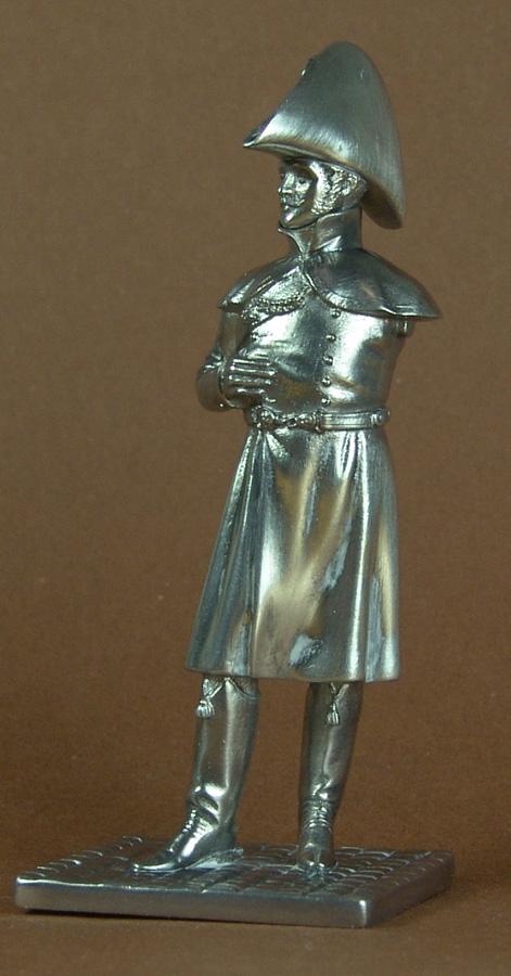 Officier de Hussard en Tenue de Nankin. (Il est fini,...enfin!) 101104020536359347053286