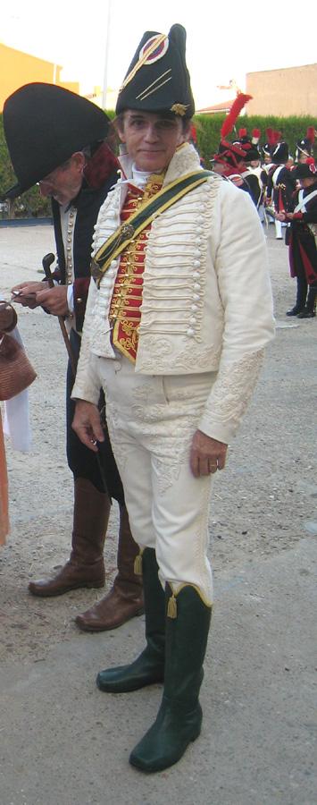 Officier de Hussard en Tenue de Nankin. (Il est fini,...enfin!) 101106033142359347065021
