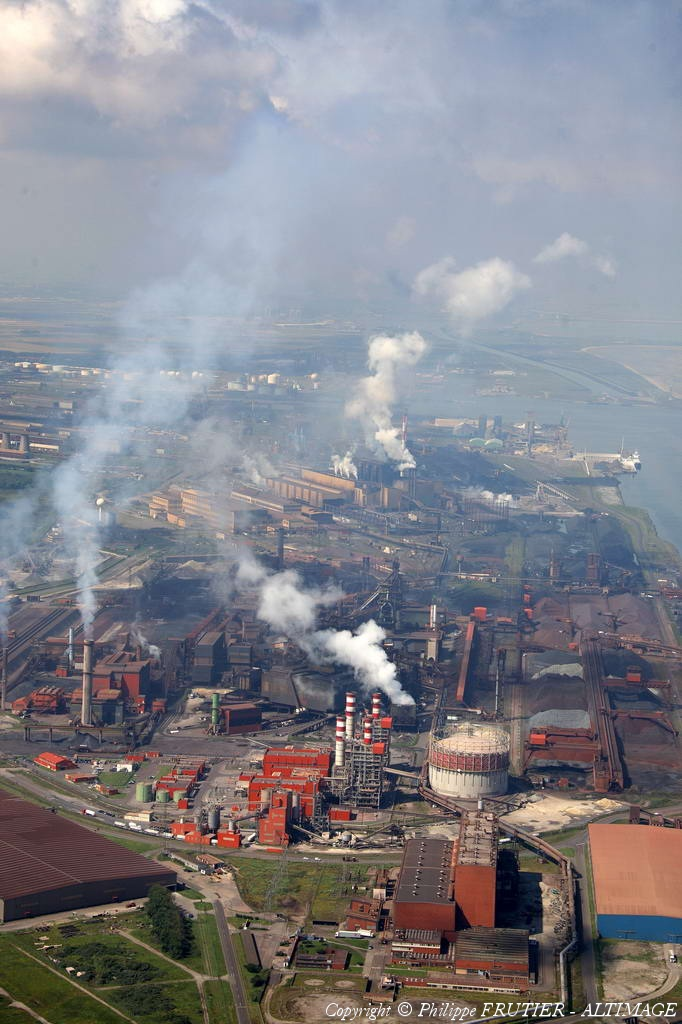 De slechte milieukwaliteit van Duinkerke 101108055529970737080314