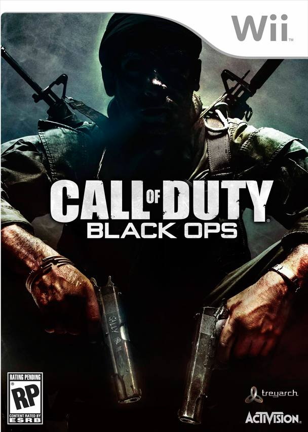 Call of Duty Black Ops Poster
