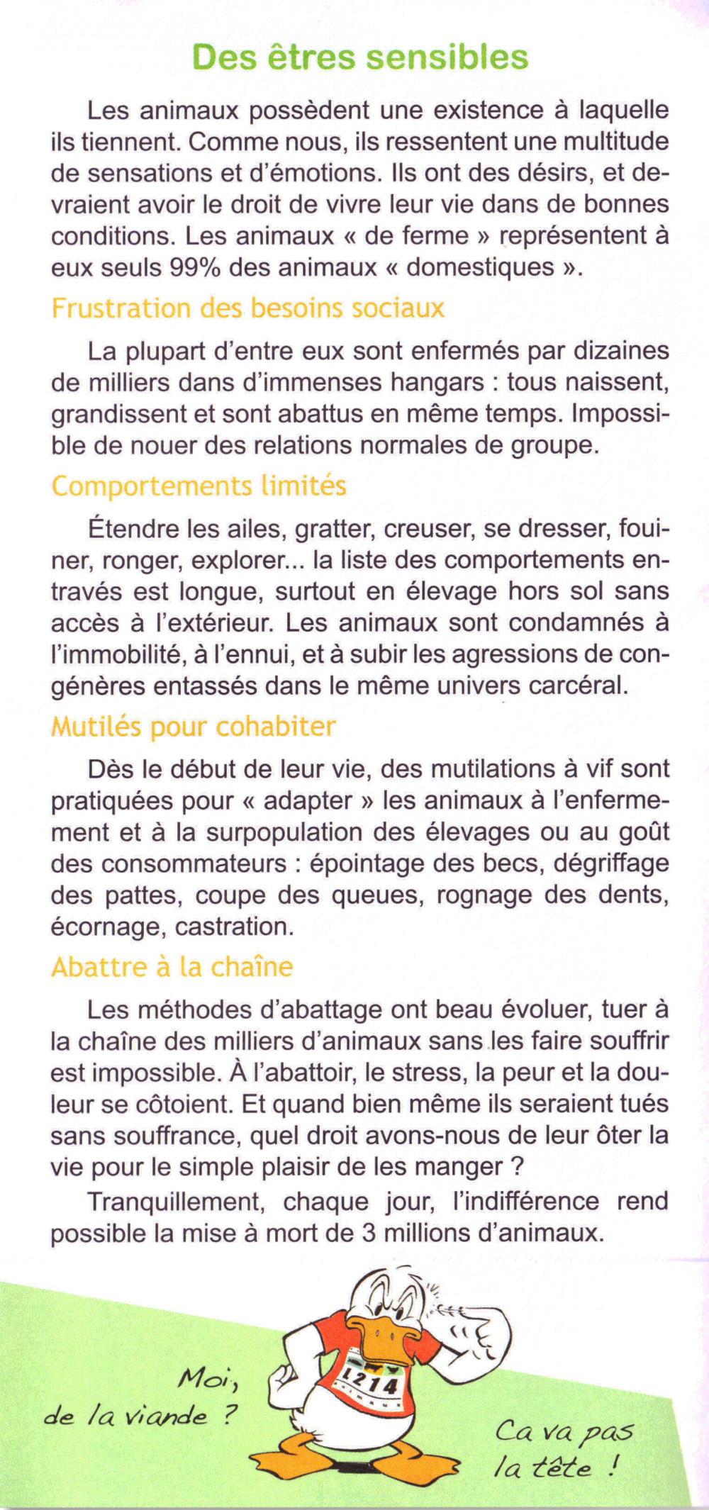 Abolition du foie gras 11/11/2010 Paris : compte-rendu 101111040653853867097085