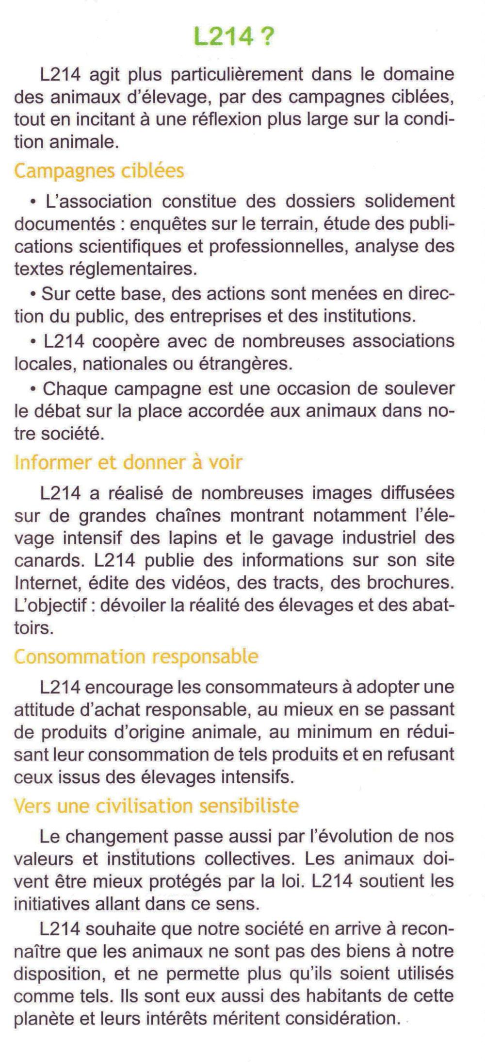Abolition du foie gras 11/11/2010 Paris : compte-rendu 101111040711853867097089