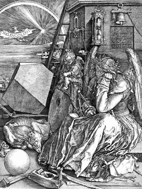 Melencolia I (Albrecht Dürer) - Page 2 101114024637385007113968