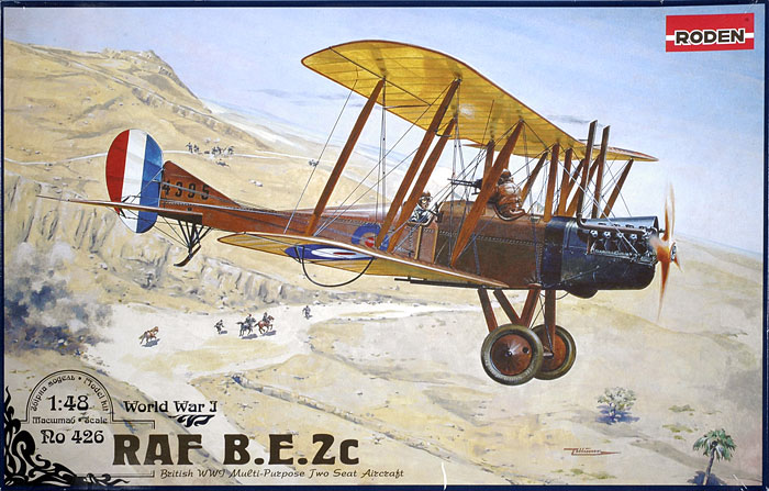 (cage à poules) RAF BE2 C de Roden au 48ème 1011140516141033187115269