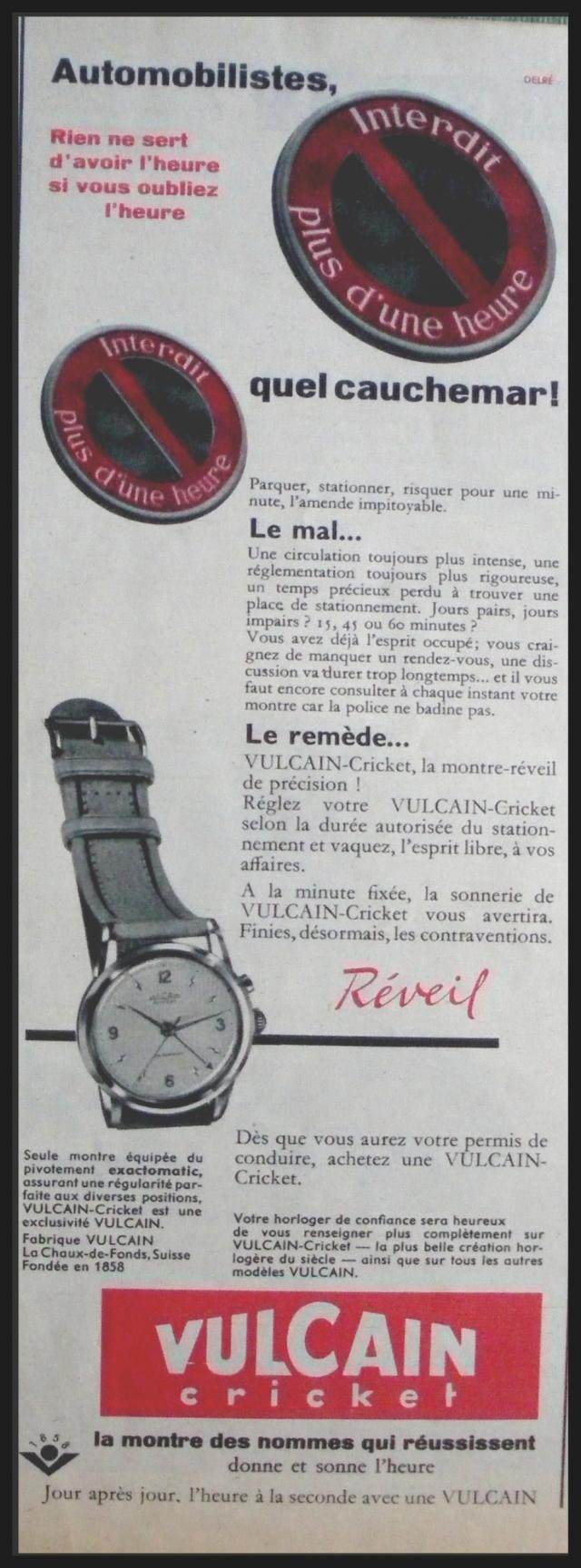 [Publicité de 1956] Echapper aux amendes grâce à Vulcain Cricket... 1011141241421080537113043