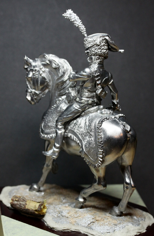 Officier de hussards - Pegaso 75mm 101115023858590207119106