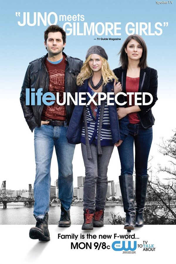 Life Unexpected (SAISON 02 FRENCH HDTV] [01 a 05/13)