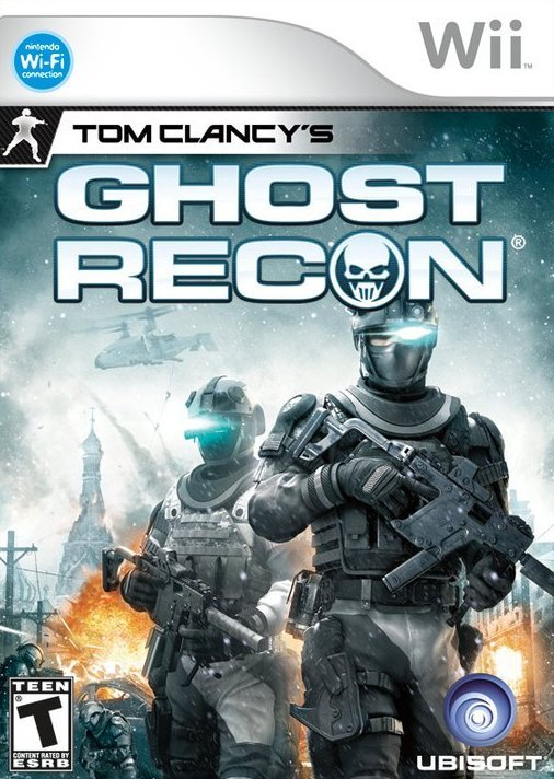 Tom Clancy's Ghost Recon Poster