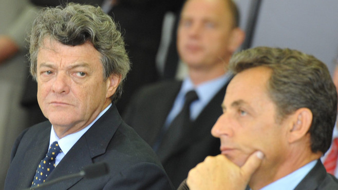 Jean-Louis Borloo, oud-burgemeester van Valenciennes  101116111204970737126310