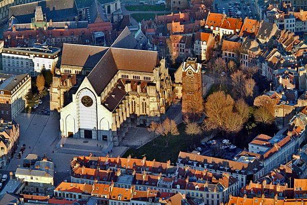 Castrale mottes van Frans-Vlaanderen 101119105256970737143828